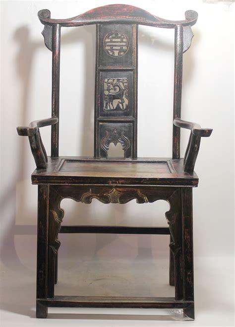 stuhl sessel rar antik sessel stuhl china 1820 massiv holz sessel alt