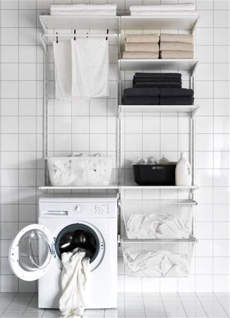 ikea laundry room hack 15 best algot images on pinterest ikea algot bedrooms