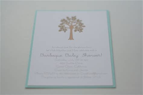 baby shower invitations growing family paper and thread a growing family s baby shower san