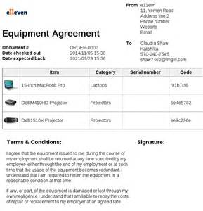 Demo Agreement Template New Features Generate Pdf Order Agreements