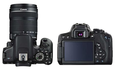 Kamera Canon Yang Terbaru harga dan spesifikasi kamera canon terbaru eos 750d kamera xyz