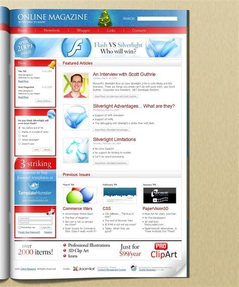 new joomla themes free joomla 7 in 1 template