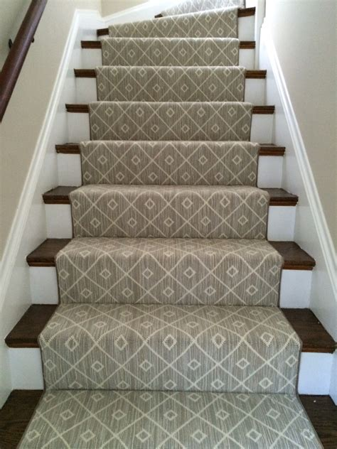 Stair Runner Rug Boston Carpet Rug Picture 100 Wool Stria Pattern Stair Runner The Carpet Workroom