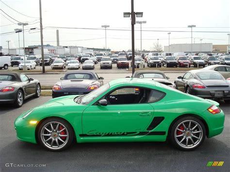 porsche cayman green 2008 green porsche cayman s sport 2824777 gtcarlot com