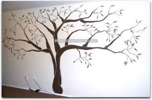 gallery for gt family tree wall mural stencil family tree wall mural