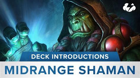 schamane deck hearthstone deck guide midrange schamane inkl mulligan tipps