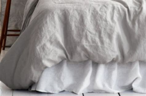 long bed skirts one inch trick will make your guests feel welcome tiphero