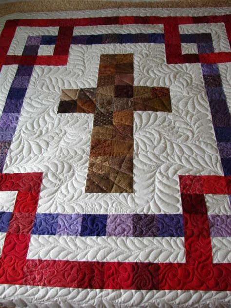 Patchwork Quilt Meaning - 25 best ideas about cross quilt on