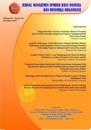 Manajemen Sumber Daya Manusia Edisi 10 Jilid 2 Gary jurnal manajemen sumber daya manusia filetype pdf