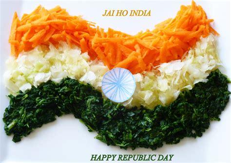 creative indian flag republic day wallpaper
