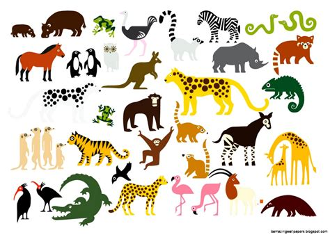 zoo animal clipart zoo animals clipart amazing wallpapers