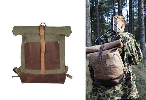 Repurposed L repurposed vintage bags lumberjac