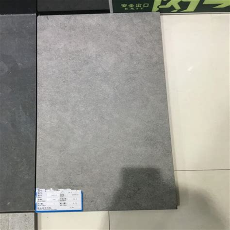 Rough floor tile/grey porcelain tile/2cm porcelain tile