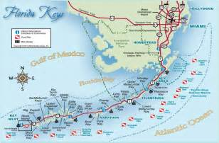 Florida Keys Map by Florida Keys And Key West Real Estate And Tourist Information