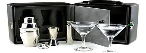 portable cocktail set portable set inside tailgating