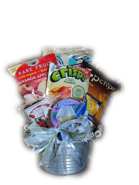 children s gluten free gift basket great for birthdays