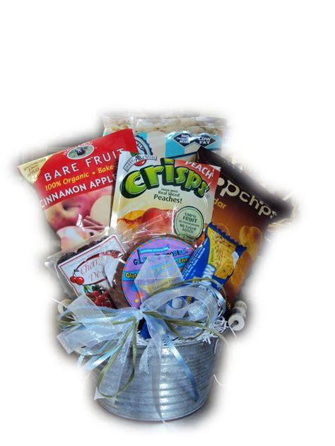 children s gluten free gift basket great for birthdays