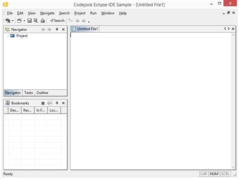 eclipse theme gui user interface exles codejock