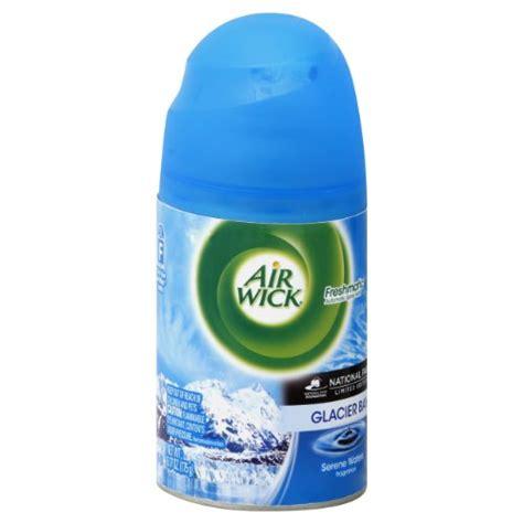 Bay Fresh Air Freshener Everywhere air freshener home air wick freshmatic ultra glacier bay serene waters 6 17 ounce