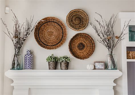 farmhouse wall decor above beautiful homes of instagram home bunch interior design