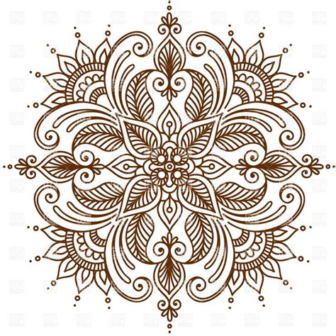 1862 best mandala mehndi ornamental images on pinterest