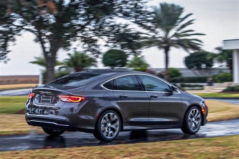 The New 2015 Chrysler 200 by 2015 Chrysler 200 New American D Segment Sedan Image 221184