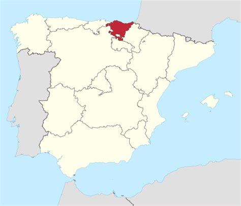 file pais vasco in spain svg wikimedia commons