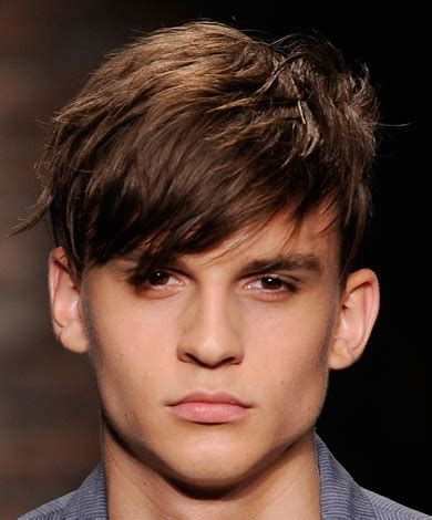 Hair Cuts For Young Boys Feathered Back Look | hair cuts for young boys feathered back look fryzury