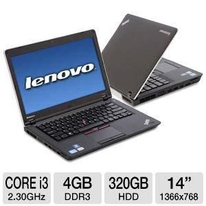 Hp Lg E420 lenovo thinkpad edge e420 1141 btu notebook pc intel i3 2350m 2 30ghz 4gb ddr3 320gb