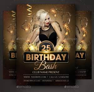free birthday flyer templates 14 amazing birthday psd flyer templates designs