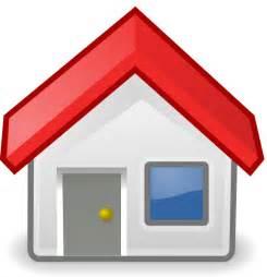 casa haus go home clip at clker vector clip