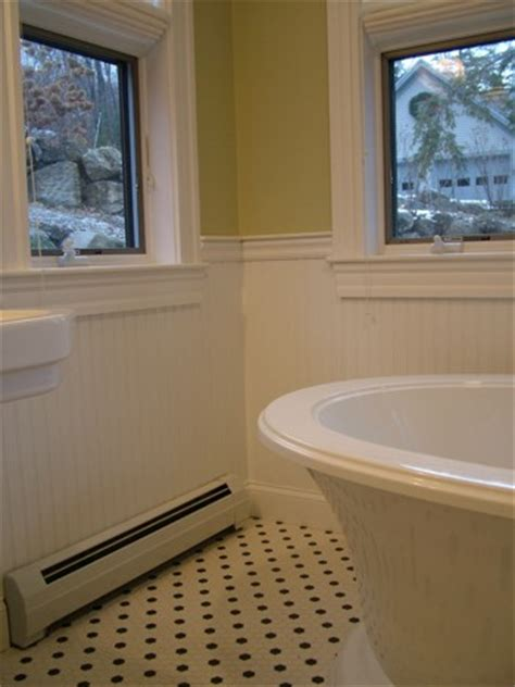 Wainscoting In Bathrooms by Wainscoting Ask The Builder