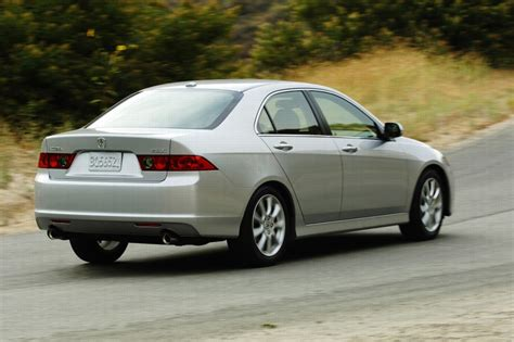 2007 acura tsx pictures history value research news