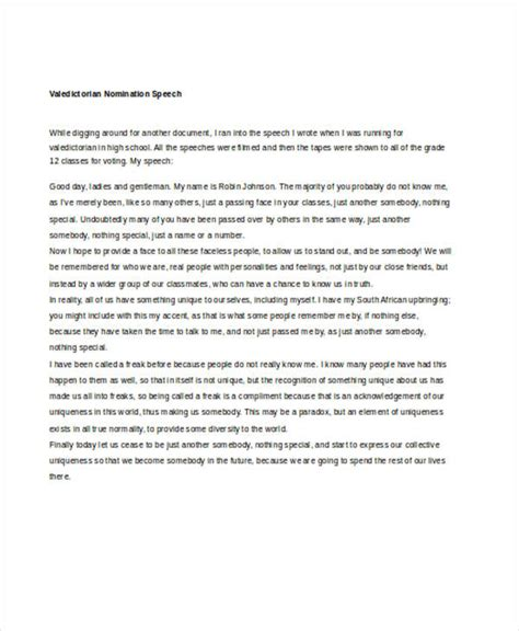 valedictorian speech template image collections