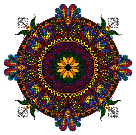 mandala pattern history artistic world of mandala world of the woman
