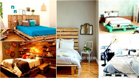 Ways To Organize Your Bedroom 27 ingeniously beautiful diy pallet bed designs to