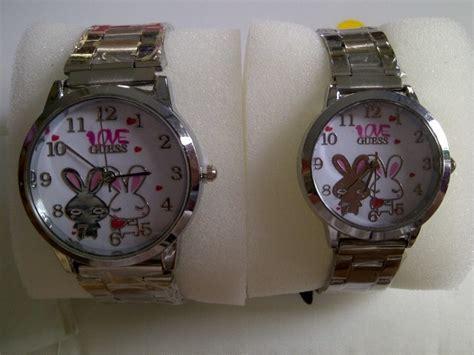 Jam Tangan Wanita Mustache jam tangan guess pasangan rabbit pusat jam jakarta