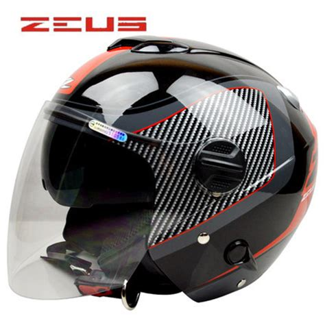 Helm Vespa Zeus aliexpress buy helmets zeus open motorcycle helmets retro helmet jet scooter