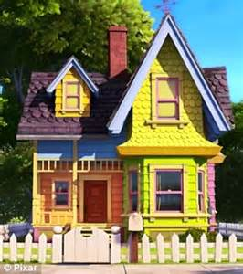 Up House Pixar by Way To Be In The House Prop Maker Builds An
