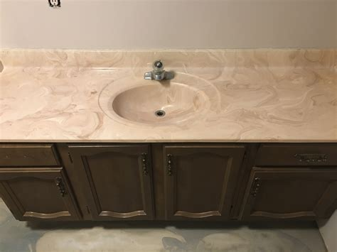 refinish bathroom vanity top cultured marble countertops refinishing full size of