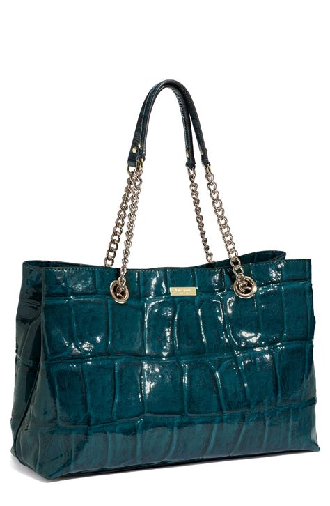 Helena Bag kate spade knightsbridge mod helena shoulder bag in blue teal lyst