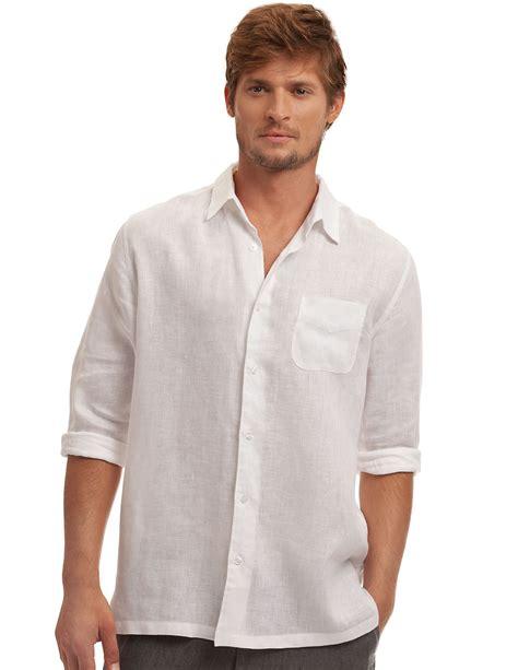 Linen Shirt s white linen shirt white classic linen shirt