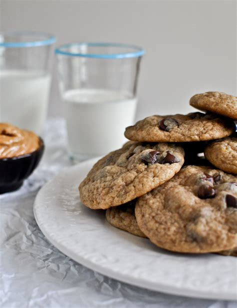 Peanut Butter Banana Delicious Cookies by Peanut Butter Banana Chocolate Chip Cookies