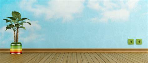 Decke Blau Streichen by Wand Streichen Ideen F 252 R Muster Farben Streifen