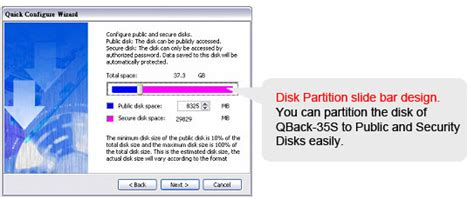 Hardisk Qnap Qback 35s how to use qback 35s with the powerful qback software for