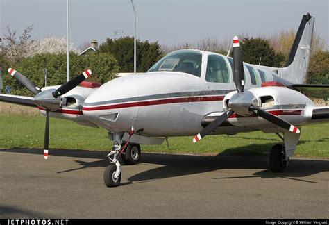 Amaury De La Grange by F Gkza Beechcraft 58 Baron Ecole De Pilotage Amaury De