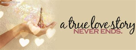 a true story never ends the best cover photo for