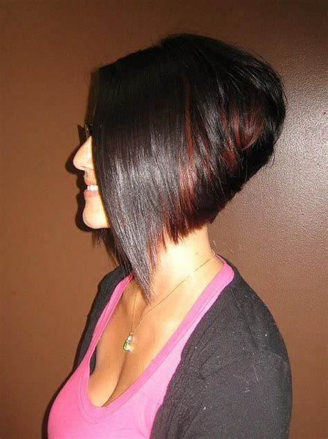 back stacked wedge hair cut id 233 e coupe courte inverted stacked bob haircut found my
