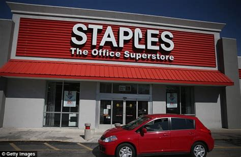 Nearest Staples Or Office Depot by Staples To Buy Office Depot For 6 3 Billion In A Bid To