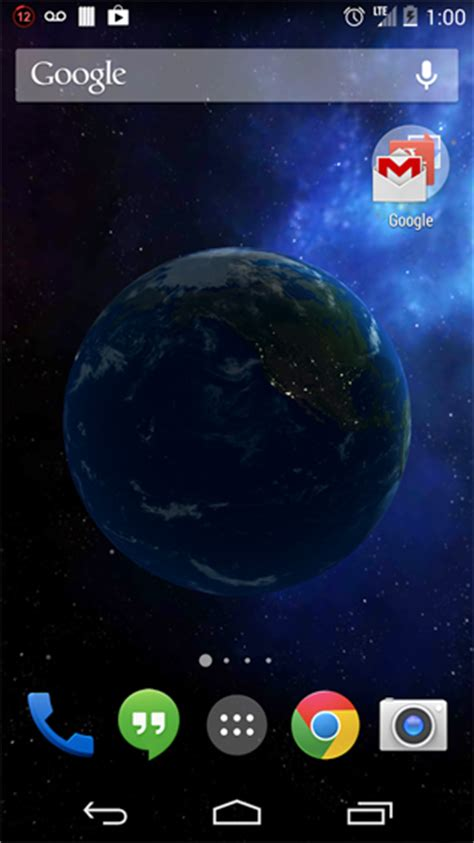 wallpaper android universe universe 3d live wallpaper for android universe 3d free